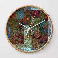 Metal Mania 21 Wall Clock