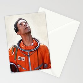 Abed The Astronaut - Six Seasons And A Movie - Community Stationery Cards