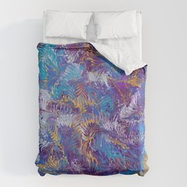 Rainbow dance Comforters