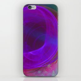 Welcome To The Wormhole iPhone Skin