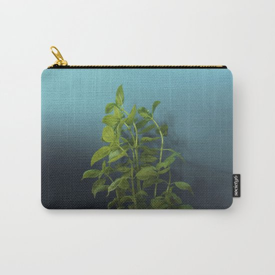 Shy and charming basil Carry-All Pouch