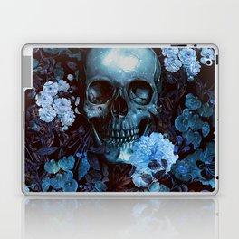 Skull and Flowers Laptop & iPad Skin