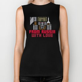From Russia With Love Biker Tank