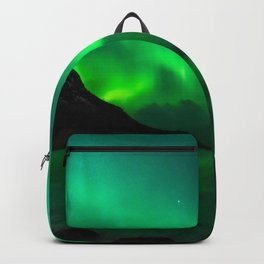 Northern Lights (Aurora Borealis) 5. Backpack