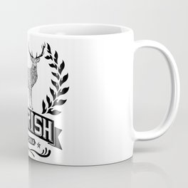 Deerish Coffee Mug