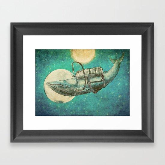 The Journey (Colour Option) Framed Art Print
