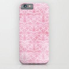 Shabby Damask Slim Case iPhone 6s