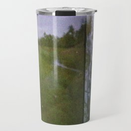 River runs through it Travel Mug