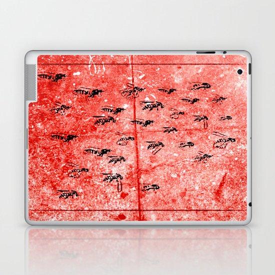 BZZZZZZ Laptop & iPad Skin