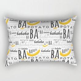 Minion - banana Rectangular Pillow