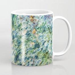 Ocean Life Abstract Coffee Mug