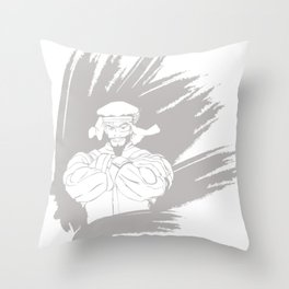 SFV RASHID Throw Pillow