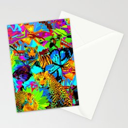 Pop Art Nature Stationery Cards