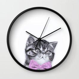 Smushie Wall Clock