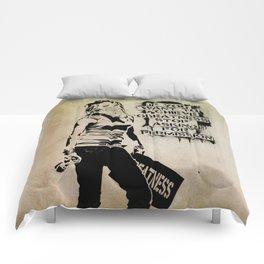Banksy, Greatness Comforters