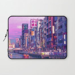 Osaka Citypop Laptop Sleeve
