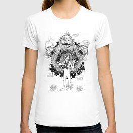 Groundwalker T-shirt