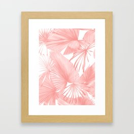 Palm Springs Framed Art Print