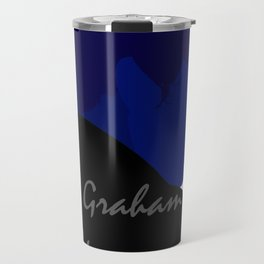 Will Graham Lives Travel Mug