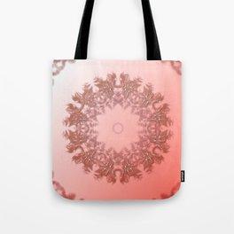 Enamored laced illusion Tote Bag