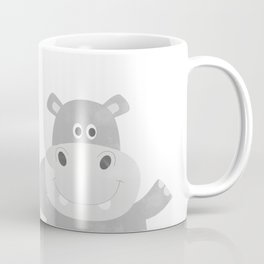 Best Hippo Couple - You are the best thing thats ever been mine - Happy Valentines Day Coffee Mug