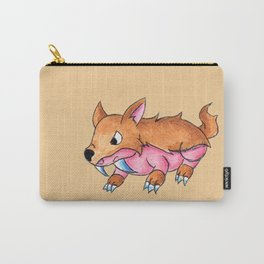 Sabertooth Piggy Carry-All Pouch