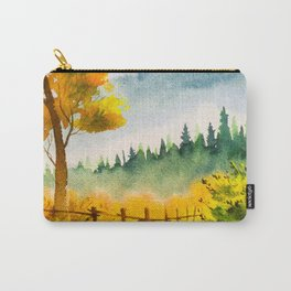 Autumn scenery #19 Carry-All Pouch