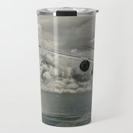 Stormy approach Travel Mug