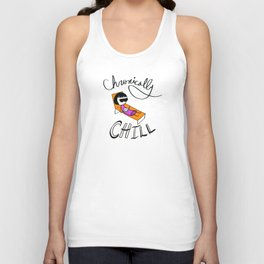 Chronically Chill Unisex Tank Top