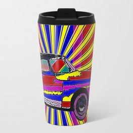 Déesse, French iconic sixties car Travel Mug