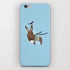 Happy Donkey iPhone & iPod Skin