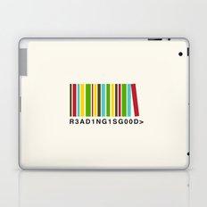 Reading is good Laptop & iPad Skin
