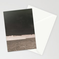 Faded Triangle Stationery Cards