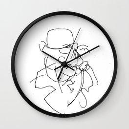 watson Wall Clock