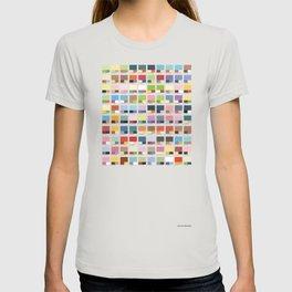Poke-Pantone 2 (Johto Region) T-shirt