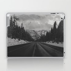 December Road Trip in the Pacific Northwest Laptop & iPad Skin