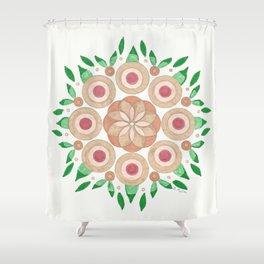 The Joy of Growth Shower Curtain