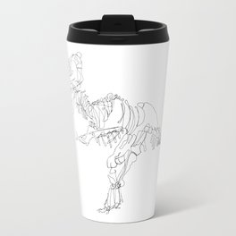Tyrannosaurus rex Travel Mug