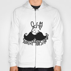super moustach' Hoody