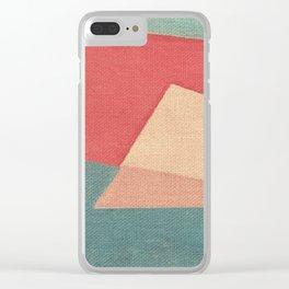 Sandbar Clear iPhone Case