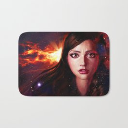 The impossible girl Bath Mat