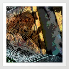 Cherish DPGPA151026b Art Print