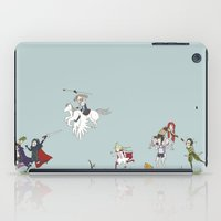 fire emblem iPad Cases featuring Fire Emblem Awakening Dumb Daughters by Cycha