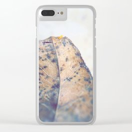 Ages Clear iPhone Case
