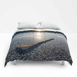 Ice Time Comforters