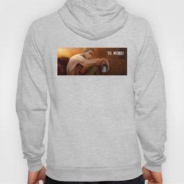 Dragon Age - Cullen - To work? Hoody
