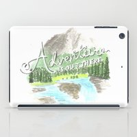 "pixar iPad Cases featuring ""Adventure is Out There!"" - Up, Pixar by astoldbycaro"
