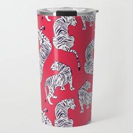 Tiger Pattern 004 Travel Mug