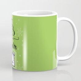 I Love Winter | Happy New Year | Cute Character Coffee Mug