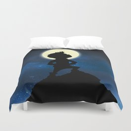 Never Stop Dreaming Duvet Cover